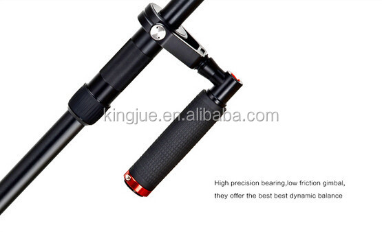 Kingjoy 2016 handheld dslr camera stabilizer as video equipment accessories VS001