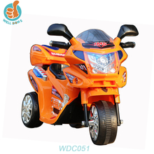 WDC051 Small Plastic Motorcycle Kids Rideon Car Children Electric Motorcycle For Sell Iphone Case Car