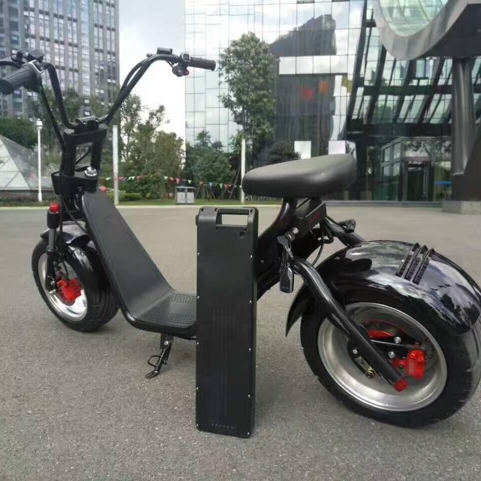 2017 TOP SELLER 1500w 1000w seev citycoco with removable battery