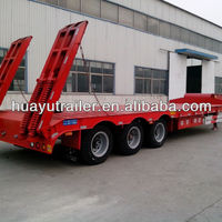 13m 14m 15m Low Bed Trailer