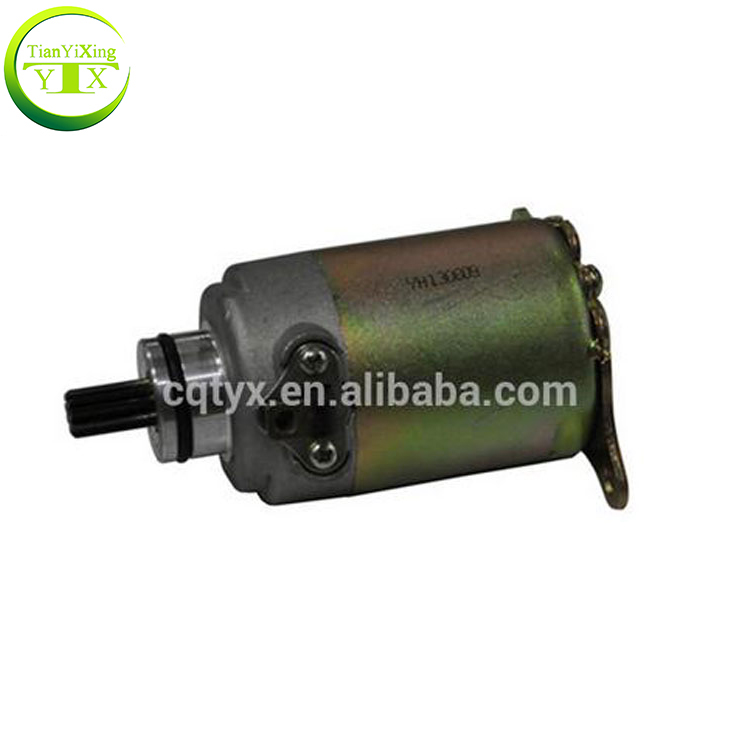 Original High Quality Motorcycle Engine Spare Parts Starter Motor CG200