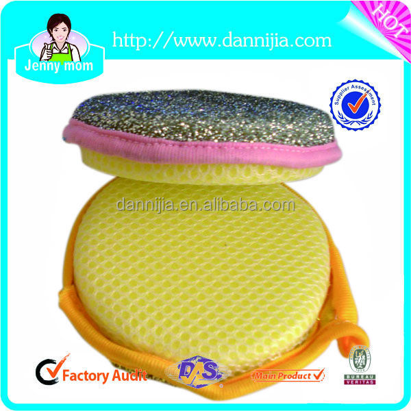 Jinhua Jenny round souring pads with high quality