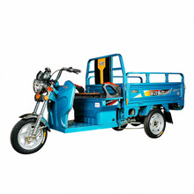 Alibaba Steel Wheel Cargo Tricycle Electric Motorcycle for sale