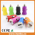 Customized logo printing mobile phone car usb charger