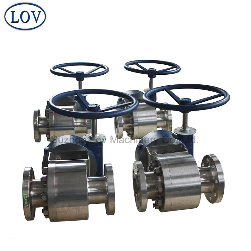 High Quality Forged Special Alloy Inconel 625 600 Floating Ball Valve