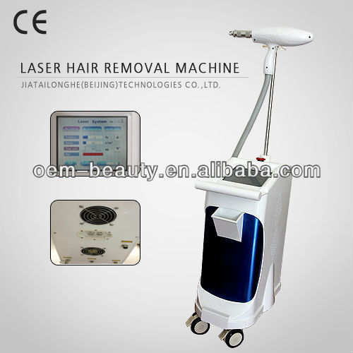 Most Popular Painless Laser Hair Removal With Laser Target Shooting System -P003