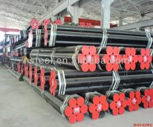 Welded applied st 45.8 steel pipe