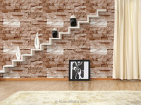 3D Adhesive Removable Decoration Wall Paper