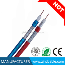 75ohm ccs/cca/cu cable shield rg59 rg6 rg7 cctv cable wire electrical