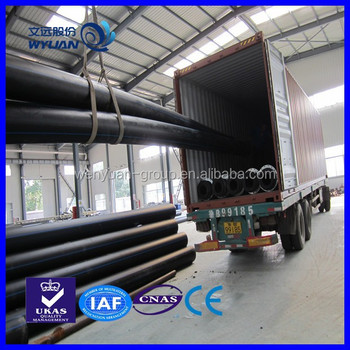Hot sale Flexible 40mm HDPE Polyethylene Drip Pipe price for irrigation
