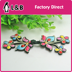high quality new design wholesale popular frog and toggle button