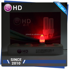 1.5W Buddha sharp head LED lamp candle bulb, red green blue colors available