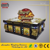 100% earning money IGS game board King of treasure plus fishing game machine sale for Las vegas