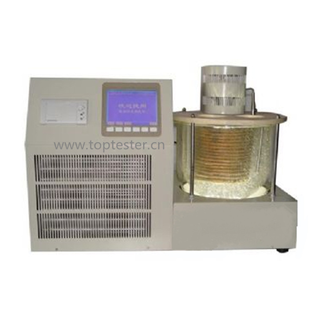 VST-3000 LCD automatic density and viscosity tester astm d445, liquid density meter