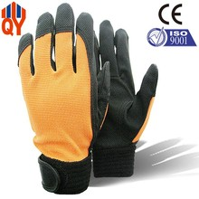 Wholesale Cheap PU Sports Hand Protection Gloves