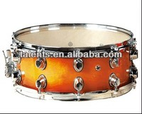 "RED painting junior snare drum 14""*5.5"""