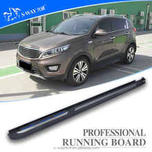 YIFENG design factory direct sale running board for Sportage R side step