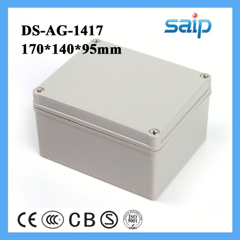 110v 4 ways splitter box electricals distribution box size DS-AG-1417