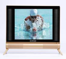 17-inch IP68 White Water Resistant Shower TV