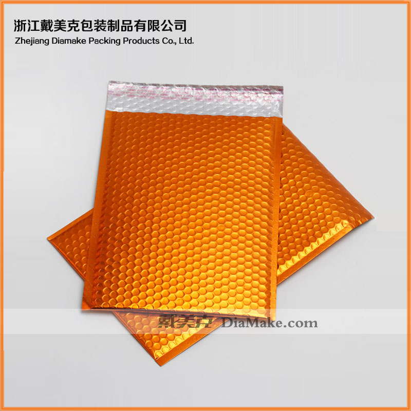 Factory Wholesale Custom Printed Moisture Proof Self Adhesive bubble envelops wrap for webshop