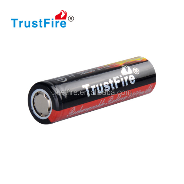 Trustfire original munufacture deep cycle li-ion 18650 battery