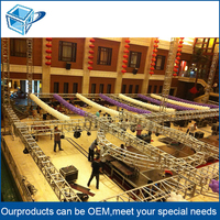 On Sale Outdoor Big 450x450mm concert stage roof truss