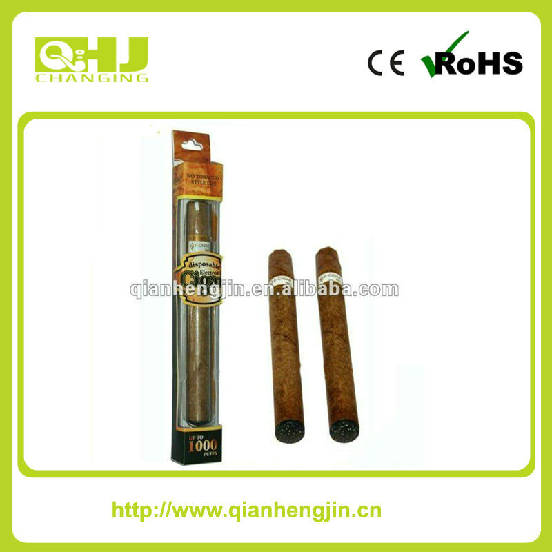 Disposable E Cigar 1800puffs&Cheap factory price