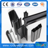 PVC Window 65 Integrated Sliding Window PVC Profile prices