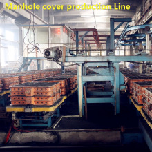 Metal Casting Machine / Resin Sand Reclamation Line
