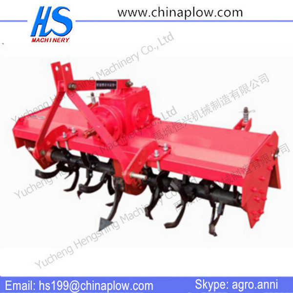 Hot sale! Tractor used Rotary cultivator mini tractor cultivator
