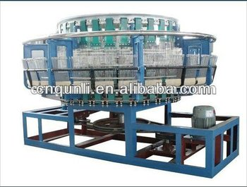 Stable and high speed circular loom