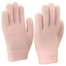 Seeway Top Class Quality Woman Beauty Pink Soft Magic Protect Gloves Winter Warm Gloves