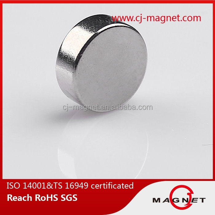 permanent strong N35 neodymium magnets for gold jewelry