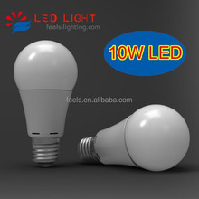 270 degree aluminum 8 watt 10W 12W smd 240v edison led bulb