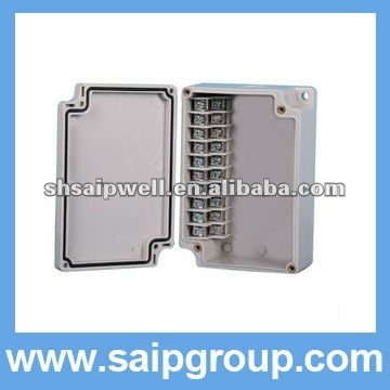 Clear Cover Waterproof Terminal Box Junction Box