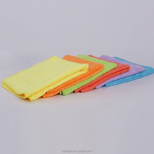 10 Pack of Lint Free Microfibre Magic Cleaning Cloths with Private Label For Polishing, Washing, Waxing And Dusting