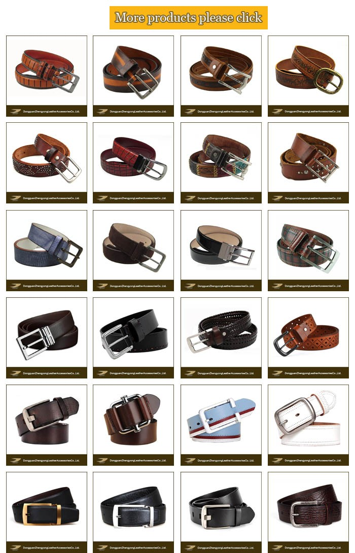 Newst Design High Quality Men's Genuine Leather Waist Belt Fashion Belts For Men