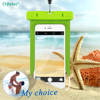 Universal Waterproof Swimming Cell Phone Dry Bag Case For iPhone For Samsung Galaxy On5