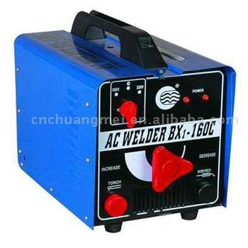 portable ac arc welding machine