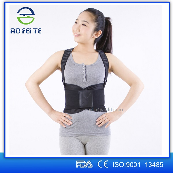 Aofeite full flannel inflatable air neck traction /Soft Air-pressure Neck Traction cervical collar/cervical traction device