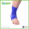 Top Quality Colored Cotton Sock Style Protection Elastic Ankle Support