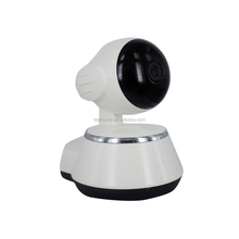 Indoor Wifi CCTV Camera with Memory Card Surveillance System IP Cam