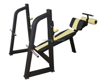 One-step molding foam pad Decline Bench/fitness bench /gym equipment