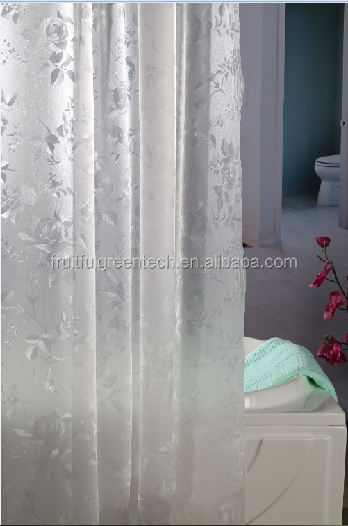 2015 wholesale waterproof cheap 3d eva bathroom custom for Unique shower curtains cheap