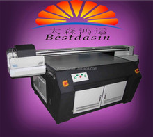 2015 newest UV1313 printer, cell phone case/plastic card/transparent business card printing machine, used uv flatbed printer