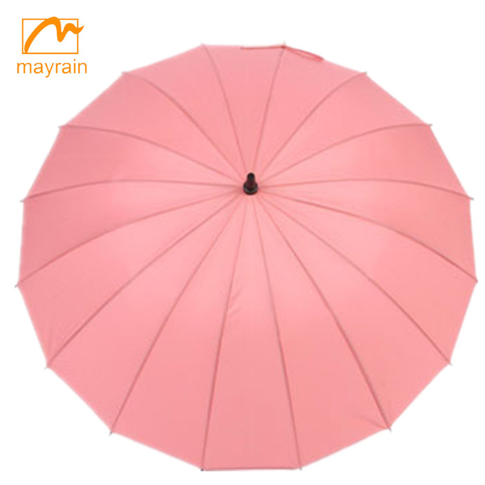 black foldable rain umbrella