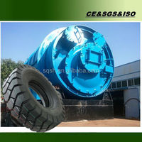 Newly designed Used tire recycling equipment by Shangqiu SIHAI