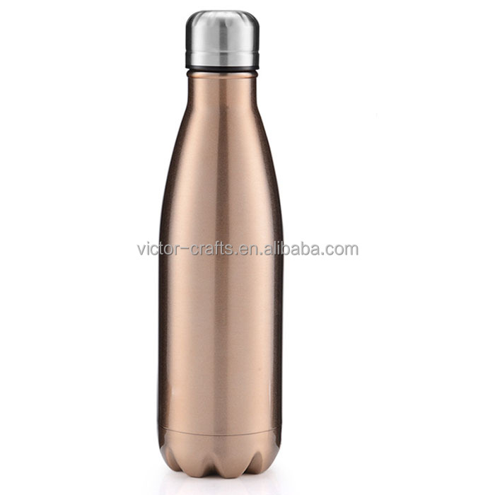 Victor Crafts 2016 Amazon Wedding Promotional Wedding Gift Sports /Vacuum Insulated Stainless Steel Water Bottle