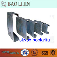 C STEEL BEAM,C PROFILE