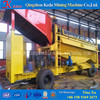Construction coal mining trommel screen for sale